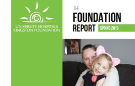 Spring 2019 Foundation Report